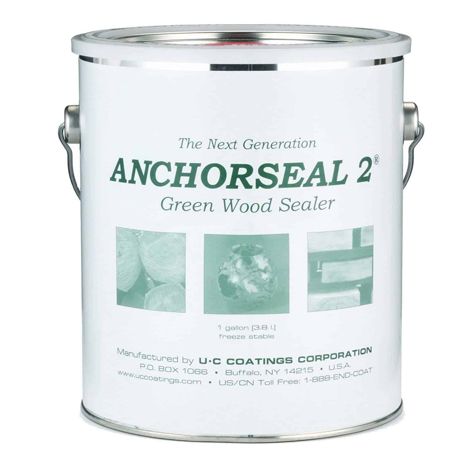 Anchorseal 2 Green Wood Sealer