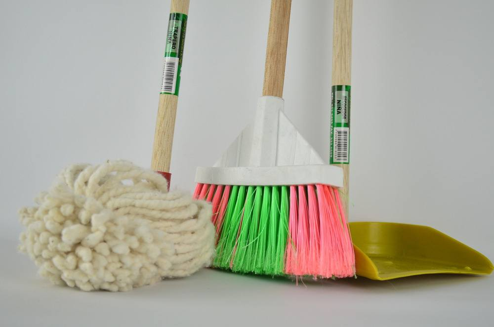 Basic Cleaning Tools