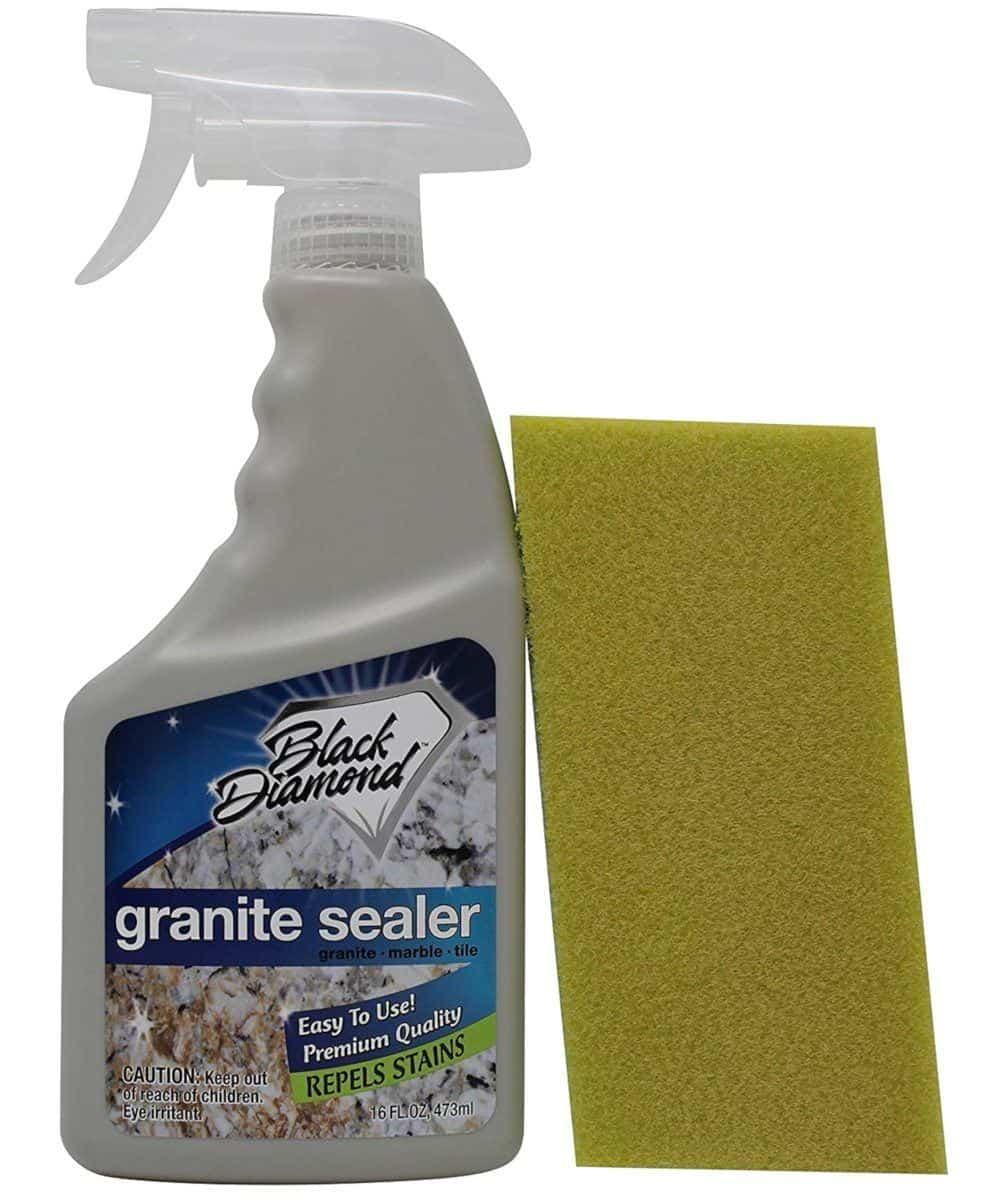 Black Diamond Granite Sealer