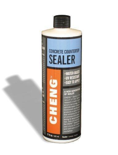 Cheng Concrete Countertop Sealer