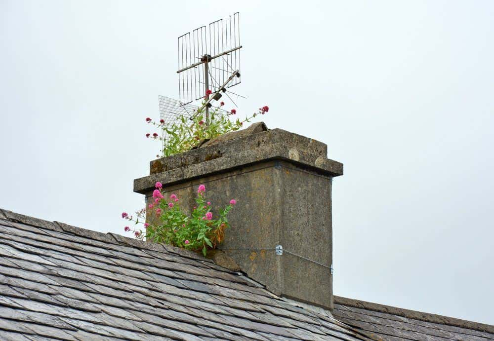 Concrete Chimney