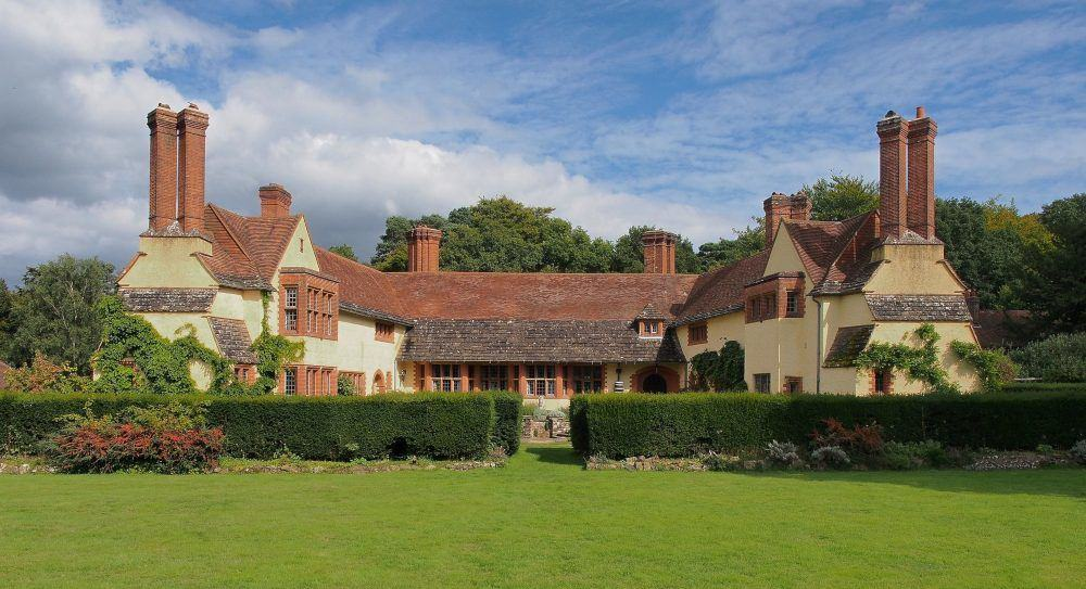 Country House with Chimneys