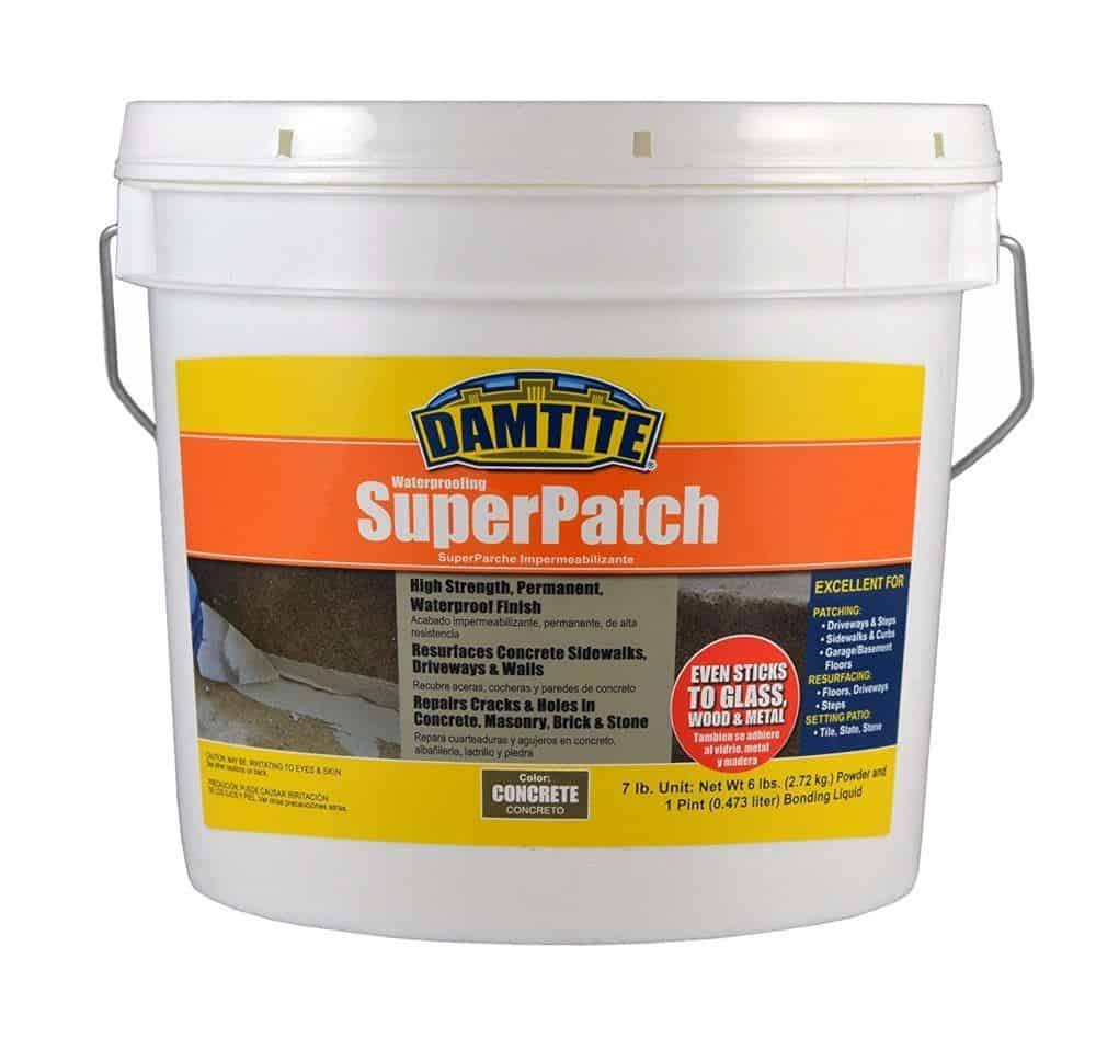 Damtite Concrete SuperPatch
