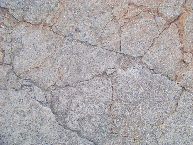Floor Cracks