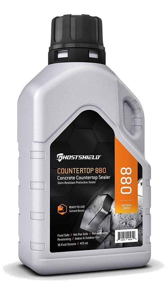 Ghostshield Countertop 880 Concrete Countertop Sealer