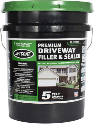 Jetcoat Premium Driveway Filler and Sealer