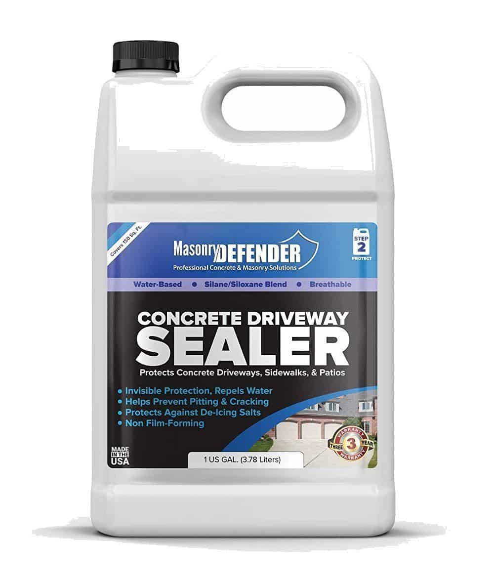 Masonry Defender Water-Based Penetrating Concrete Sealer