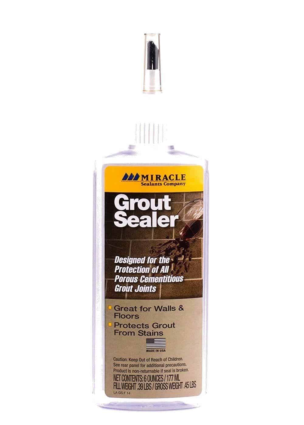 Miracle Sealants GRT SLR Grout Sealer