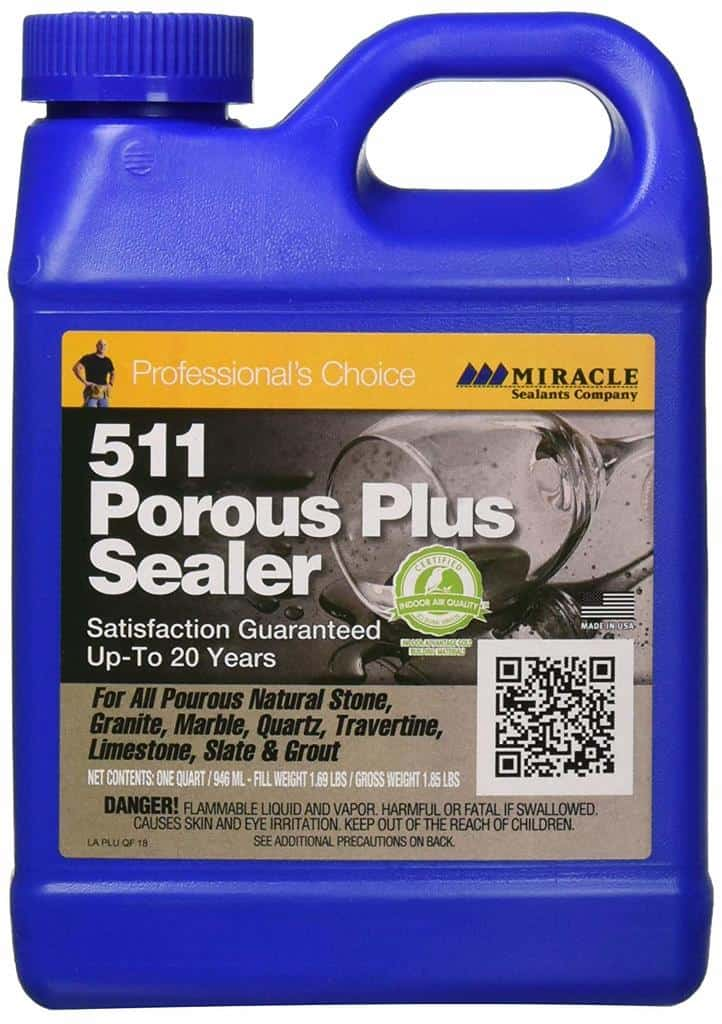 Miracle Sealants PLUS QT 511 Porous Plus Sealer