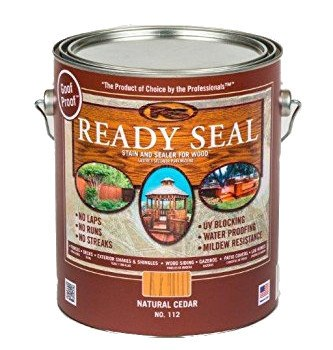 Ready Seal Exterior Wood Stain and Sealer