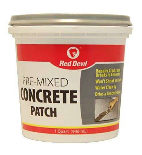 Red Devil Pre-Mixed Concrete Patch