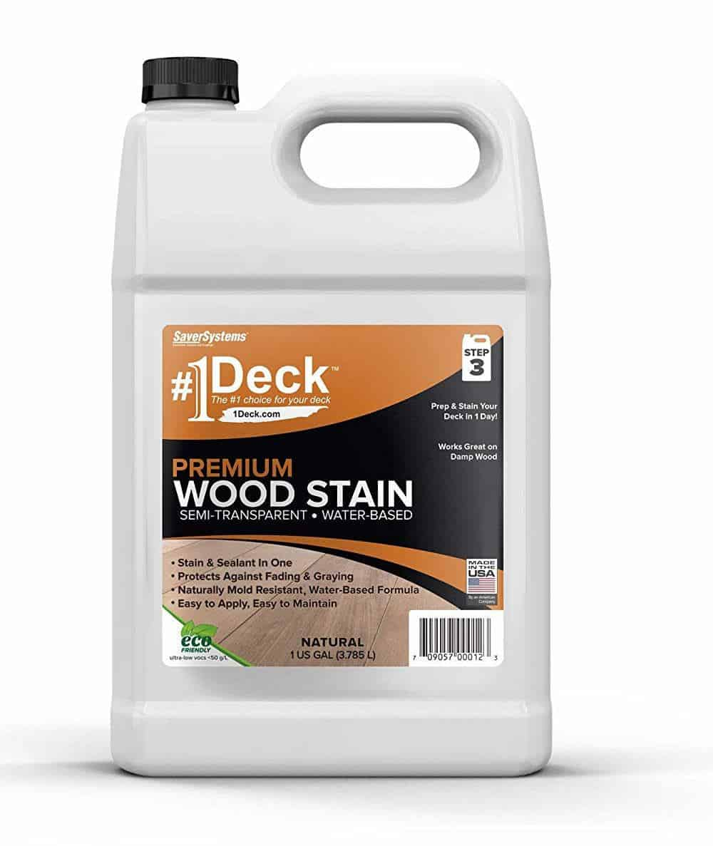 SaverSystems Wood Stain