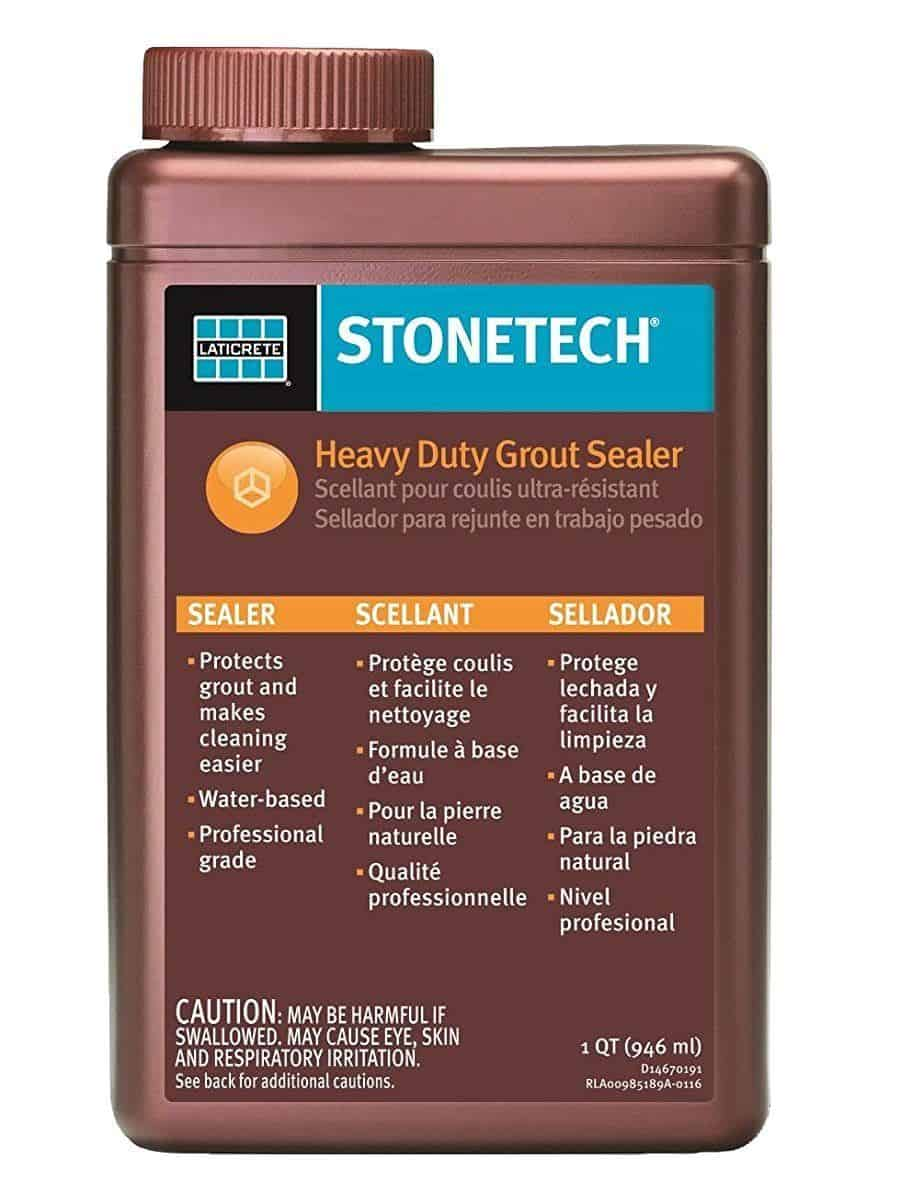 Stonetech Heavy Duty Grout Sealer Review Sealwithease Com