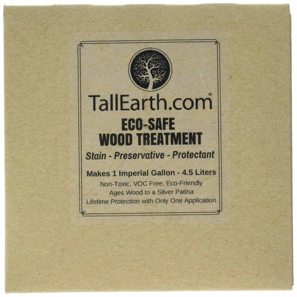 Tall Earth Eco-Safe Wood Treatment
