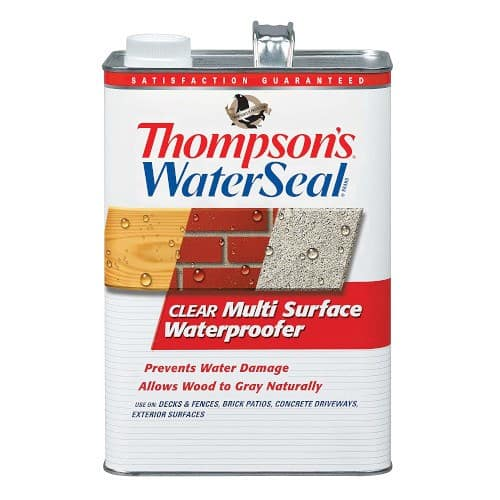 Thompson's WaterSeal Clear Multi Surface Waterproofer