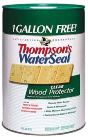 Thompson's Waterseal Wood Protector