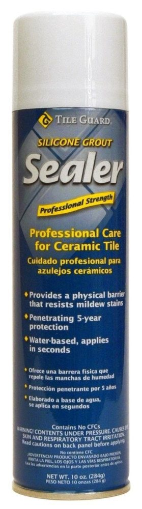 Tile Guard Silicone Grout Sealer