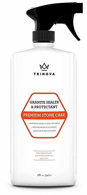 TriNova Granite Sealer and Protector